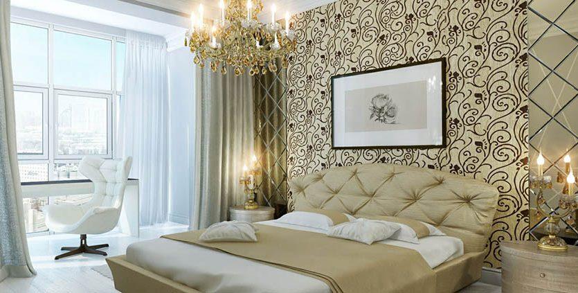 مفروشات غرف النوم